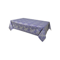 Home Tablecloth Habitable DALIA - BLEU - 140X200 CM Blue