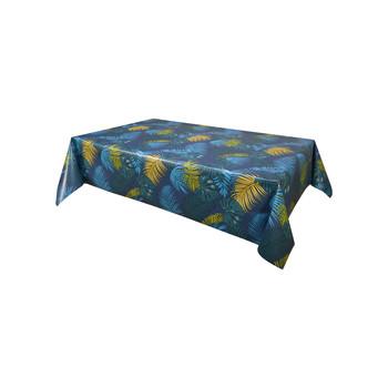 Home Tablecloth Habitable BIPHIL - BLEU - 140X200 CM Blue