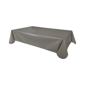 Home Tablecloth Habitable UNI - TAUPE - 140X200 CM Taupe