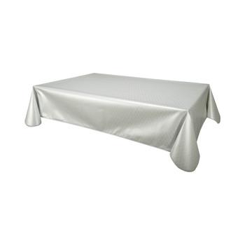 Home Tablecloth Habitable ASIA - ARGENTÉ - 140X250 CM Silver
