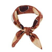 Clothes accessories Women Scarves Soi Paris x Spartoo PANIER Brown