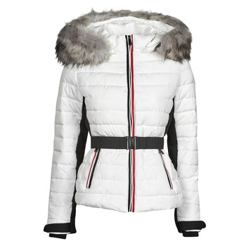 material Women Duffel coats Moony Mood PILET White