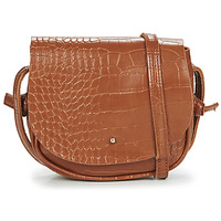 Bags Women Shoulder bags Moony Mood PACHAS Cognac