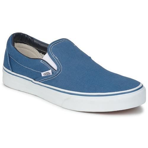 Shoes Slip ons Vans CLASSIC SLIP ON Navy