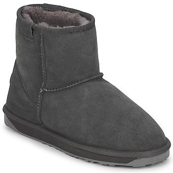Shoes Women Mid boots EMU STINGER MINI Grey