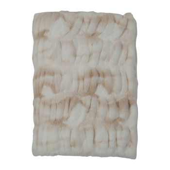 Home Blankets, throws Côté Table REFUGE White