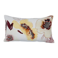 Home Cushions covers Côté Table ANEMONE White