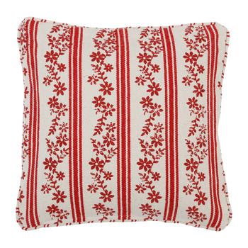 Home Cushions Comptoir de famille TAPISSIER Red