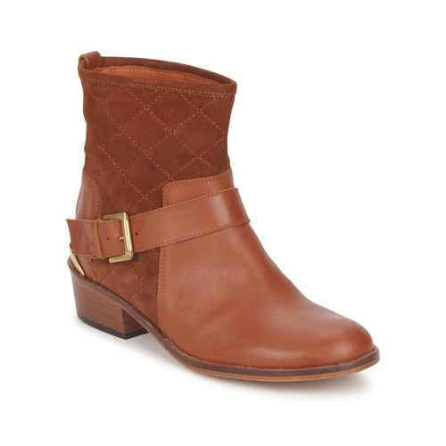 Shoes Women Mid boots Emma Go LAWRENCE Brown
