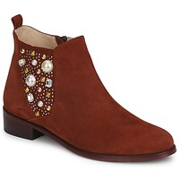 Shoes Women Mid boots MySuelly ARTHUR Rust