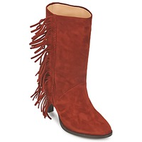 Shoes Women Boots MySuelly GAD Rust