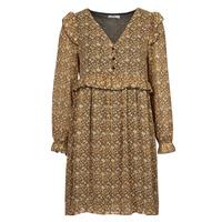 material Women Short Dresses Betty London PIXONE Brown