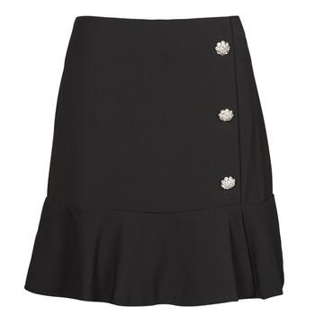 material Women Skirts Moony Mood  Black