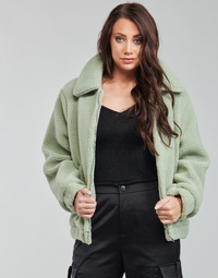 material Women Blouses Yurban  Green
