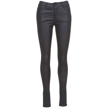 material Women 5-pocket trousers Vero Moda SEVEN Black
