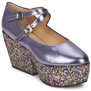 Shoes Women Court shoes Minna Parikka KIDE Purple / Multicoloured
