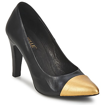 Shoes Women Court shoes Pastelle AMELINE Black