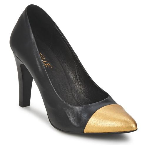 Shoes Women Court shoes Pastelle AMELINE Black