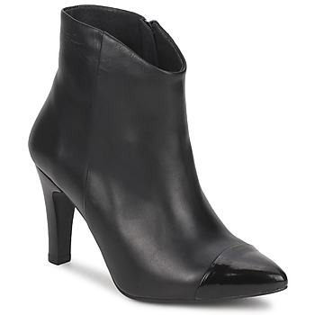 Shoes Women Ankle boots Pastelle ARIEL Black