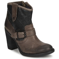 Shoes Women Ankle boots Replay GENIE  BLACK
