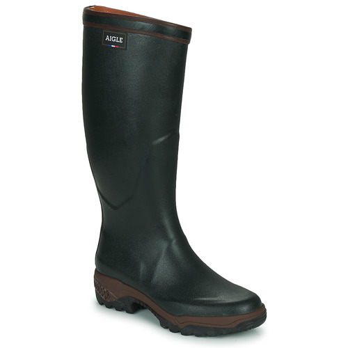 Shoes Men Wellington boots Aigle PARCOURS 2 Green