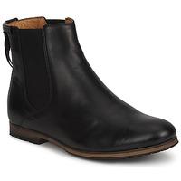 Shoes Women Mid boots Aigle MONTAIGU Black