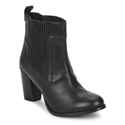 Shoes Women Ankle boots Dune London NATTIES  black