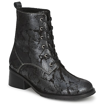 Shoes Women Ankle boots Tiggers ROMA Black