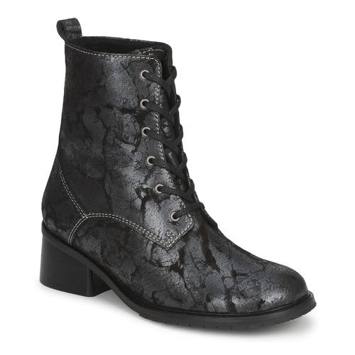 Shoes Women Mid boots Tiggers ROMA Black