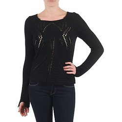 material Women jumpers Antik Batik LACE Black