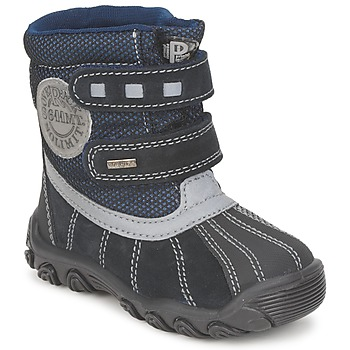 Shoes Girl Snow boots Primigi (enfant) ROCHA-E-GTX Night / Blue