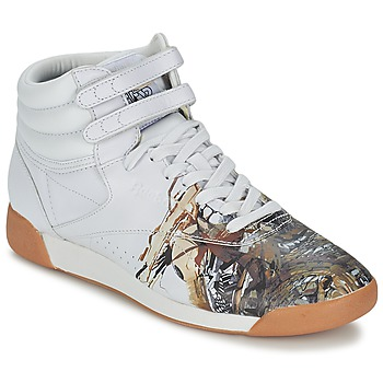 Shoes Women Fitness / Training Reebok Sport F/S HI INT R12 White