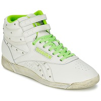 Shoes Women High top trainers Reebok Sport F/S HI White