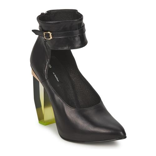Shoes Women Court shoes Miista CRISTAL  black