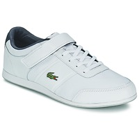 Shoes Men Low top trainers Lacoste EMBRUN 116 1 White