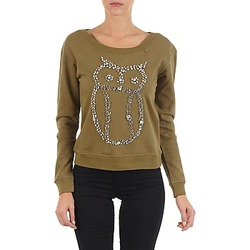 material Women sweaters Lollipops POMODORO LONG SLEEVES Kaki
