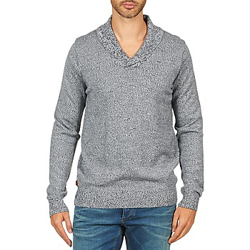 material Men jumpers Kulte PULL CHARLES 101823 BLEU Blue
