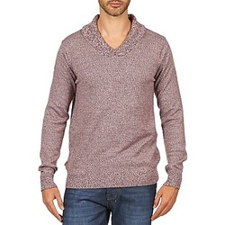 material Men jumpers Kulte PULL CHARLES 101823 ROUGE Red