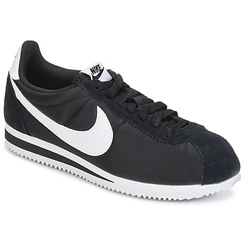 Shoes Men Low top trainers Nike CLASSIC CORTEZ NYLON Black