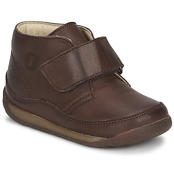 Shoes Boy Mid boots Naturino  Brown