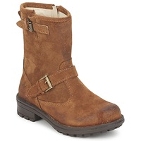 Shoes Girl Mid boots Naturino  Fauve