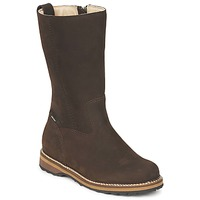 Shoes Women Snow boots Meindl GOLDEGG LADY GTX Brown / Dark
