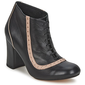Shoes Women Low boots Sarah Chofakian SALUT Black