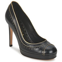 Shoes Women Court shoes Sarah Chofakian SUZANNE Black
