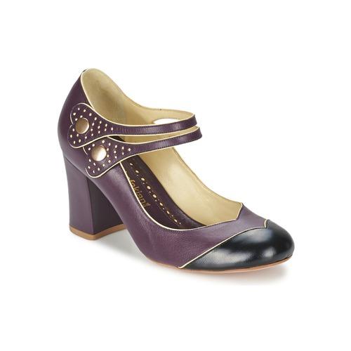 Shoes Women Court shoes Sarah Chofakian ZUT Bordeaux / Black
