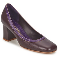 Shoes Women Court shoes Sarah Chofakian SHOE HAT Brown
