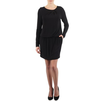 material Women Short Dresses Lola SPINALE RIOUX Black