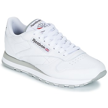 Shoes Low top trainers Reebok Classic CL LEATHER White