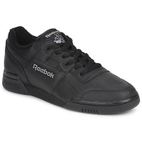 Shoes Low top trainers Reebok Classic WORKOUT PLUS  black