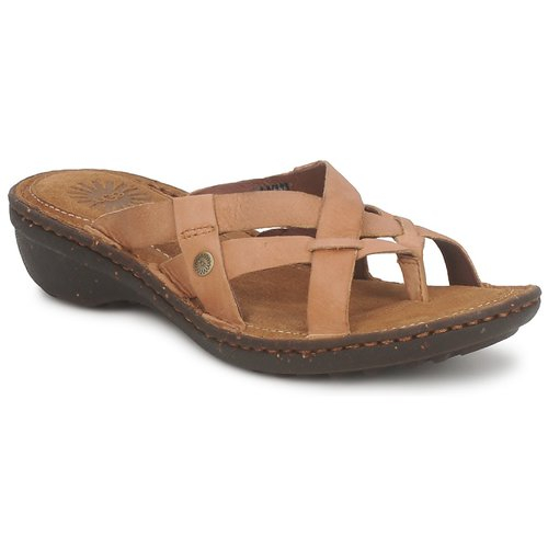 Shoes Women Sandals UGG UGG AUSTRALIA LANNI Caramel